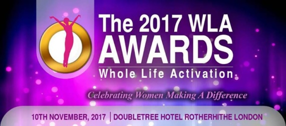WLA award banner